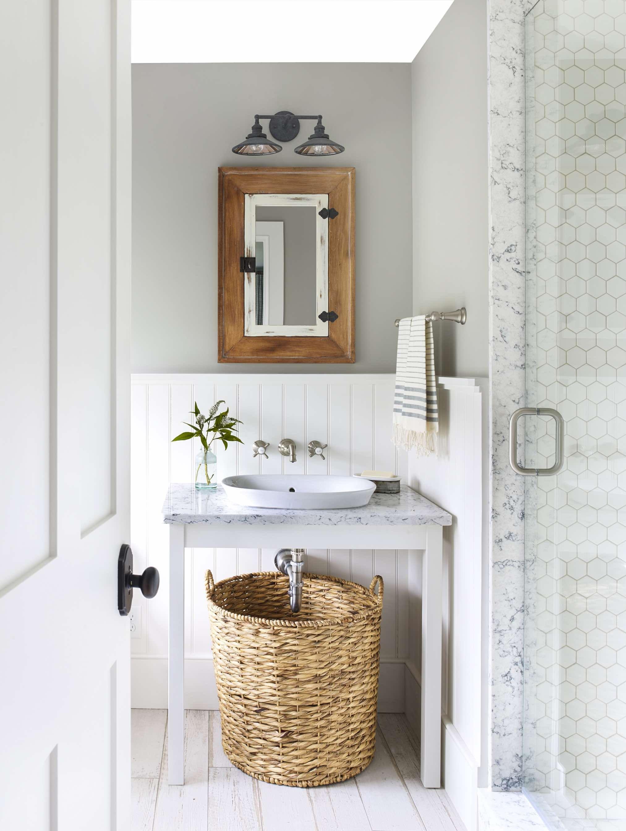 20 Best Bathroom Paint Colors - Popular Ideas for Bathroom Wall Colors