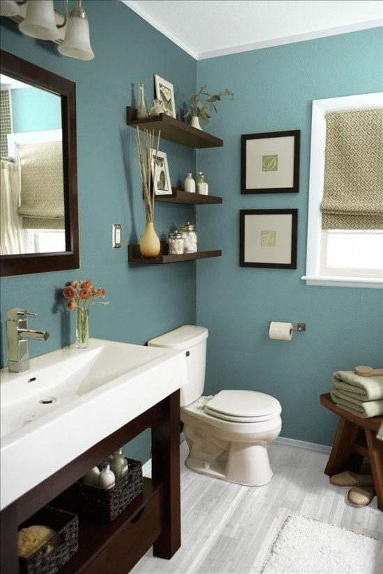 25 Beautiful Farmhouse Bathroom Designs   room decoration ideas