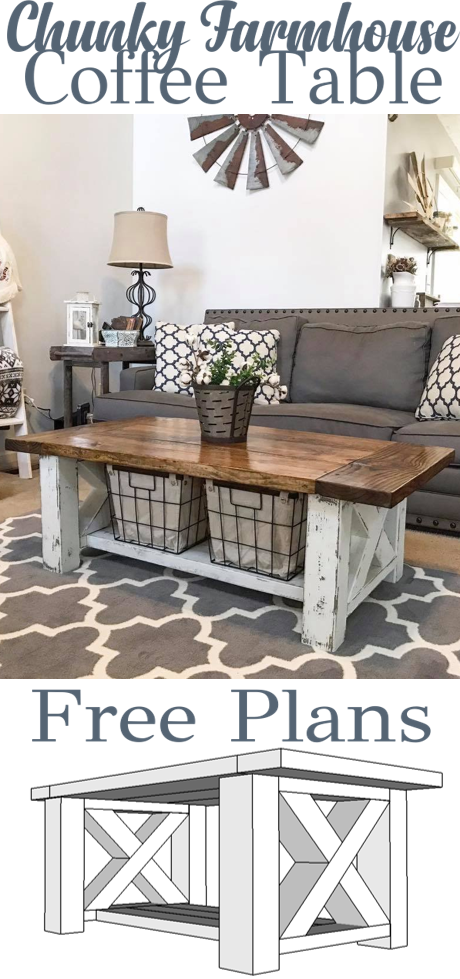 42 DIY Ideas for Coffee Tables to Make You Say Wow! | House ideas