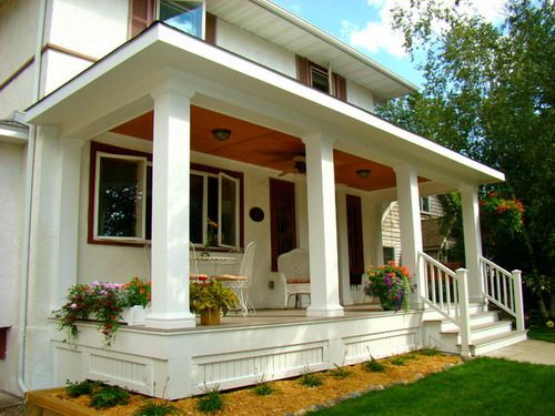 Looking the Perfect Front Porch Design for Your Home | Home Decor