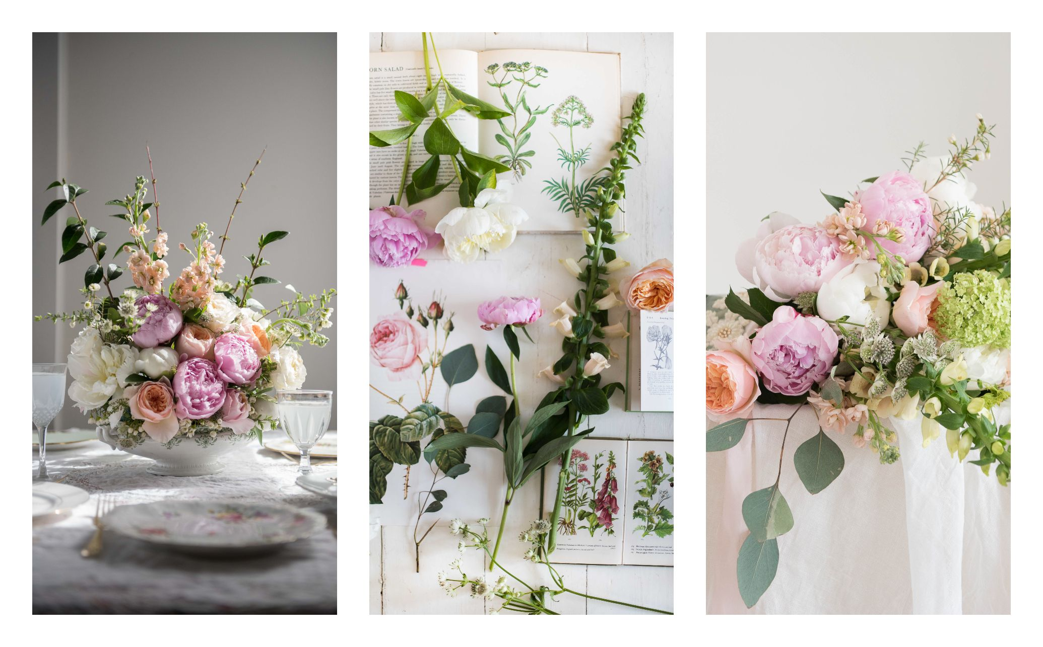 6 Pretty Ways To Decorate With Flowers - Easy Flower Arrangement Ideas