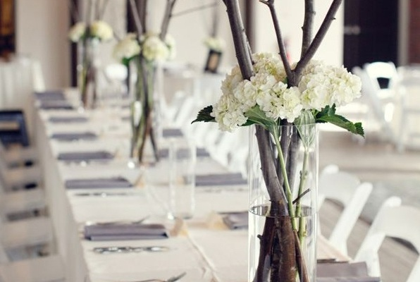 Find Inspiration In Nature For Your Wedding Centerpieces - 40