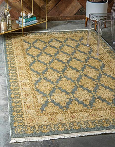 Amazon.com: Unique Loom Edinburgh Collection Oriental Traditional