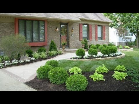 50 Front Yard Entrance Path & Walkway Landscaping Ideas - YouTube