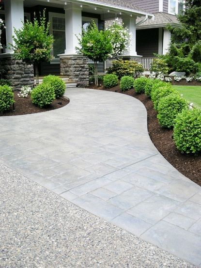 Front Yard Pathways Landscaping Ideas