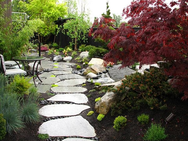 Garden Path And Walkway Ideas 3