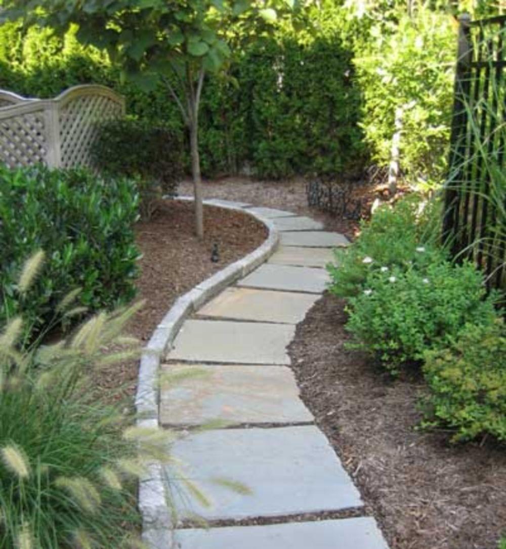 35 Unbelievable Garden Path and Walkway Ideas - Wartaku.net