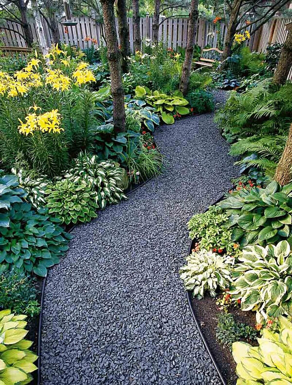 Garden Path And Walkway Ideas 6