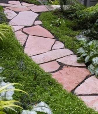 Stone Walkways - 16 Easy-to-Imitate Garden Paths - Bob Vila
