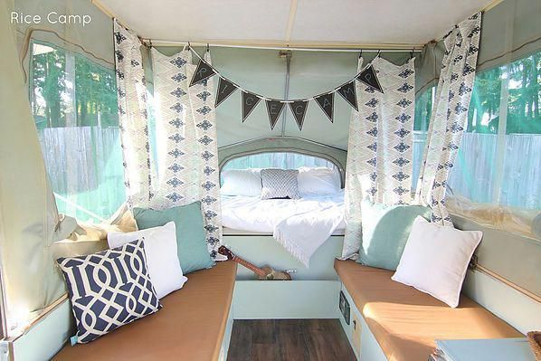 52 Wonderful Glamper Camper Trailer Remodel - decoria.net