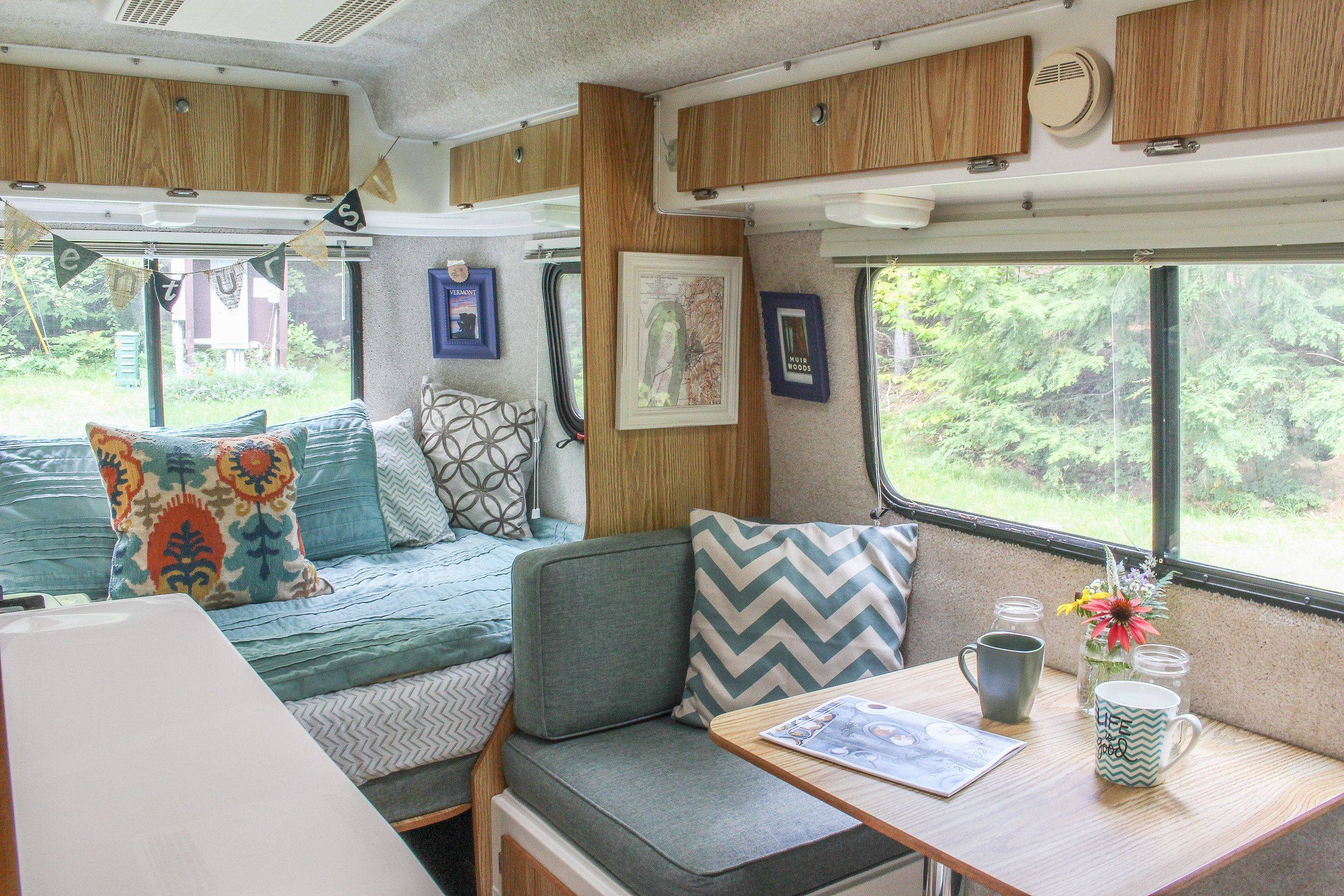 30+ Wonderful Glamper Camper Trailer Remodel - Vario Wall