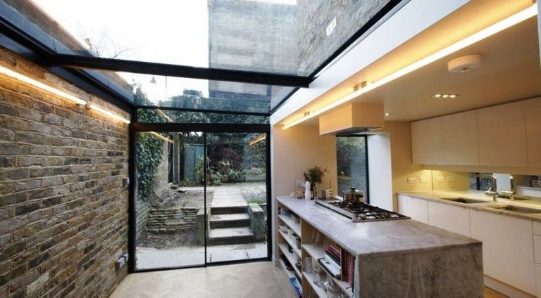 75 Awesome Glass Ceiling Design for Your Inspirations | home decor