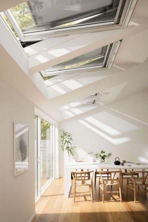 48 Luxury Glass Ceiling Design Ideas | Farmhouse Inspiration