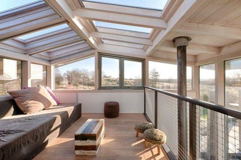 Glass Ceiling Design Inspirations