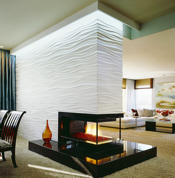 Glass Partition For Your Living Room 10