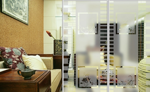 Glass Partition For Your Living Room 4