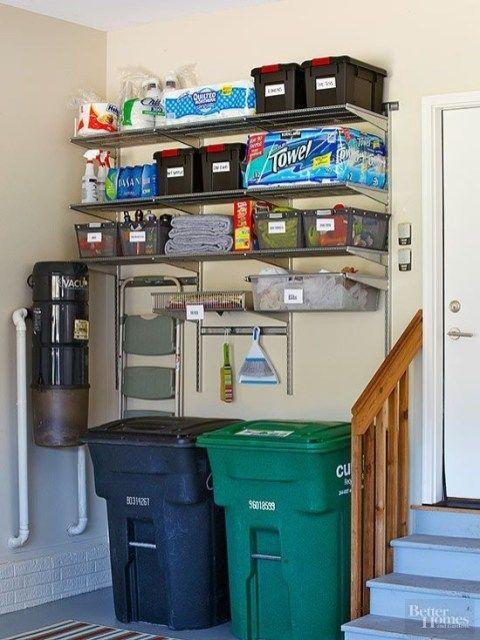 49 Creative Diy Hacks Tips Garage Storage Organizations Ideas | Diy