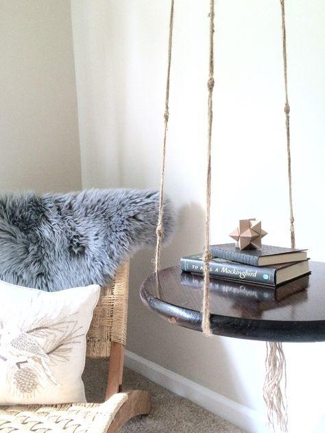 Пин от пользователя salima на доске поделки | Hanging table