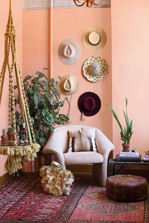 50 Cool Hanging Side Table with Rope Design Inspirations | DIY and