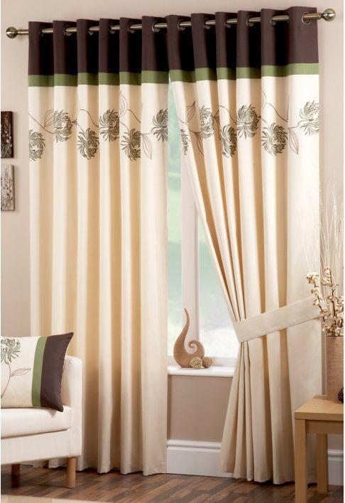 15 Latest Curtains Designs Home Design Ideas | Interior Design
