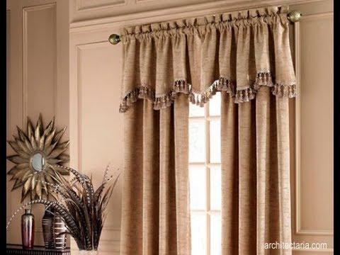 Curtains Design Ideas 2018 ! curtain design for home interiors - YouTube