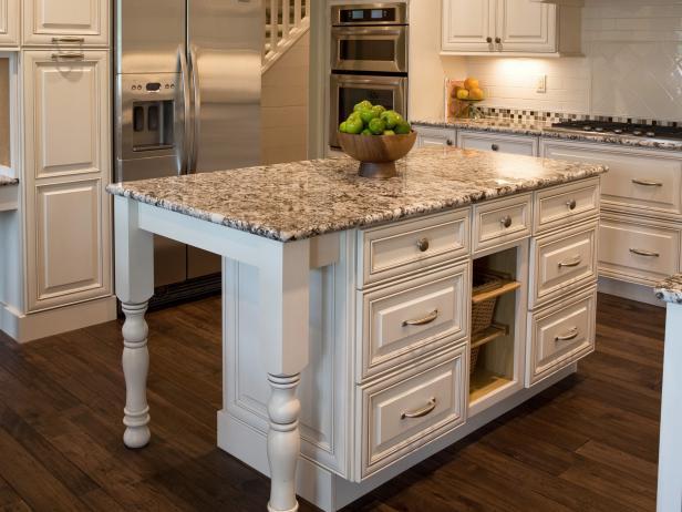 Granite Kitchen Islands: Pictures & Ideas From HGTV | HGTV