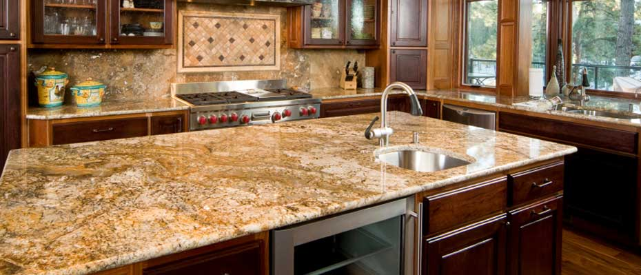 Granite Countertops - Free Designs, Ideas & Pricing Information