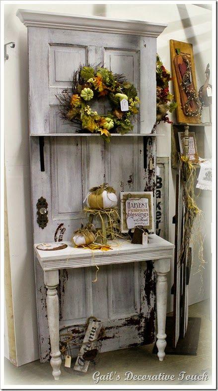 10 Creative Project Ideas for Repurposing Old Doors | Rustica Hardware