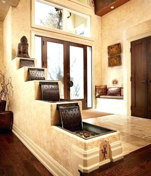 How To Make A Wall Fountain Home Water Fountain Indoor Reduce Noise
