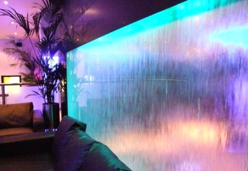 Indoor Floor Fountains Waterfalls Waterfall Fireplace Wall Fountain