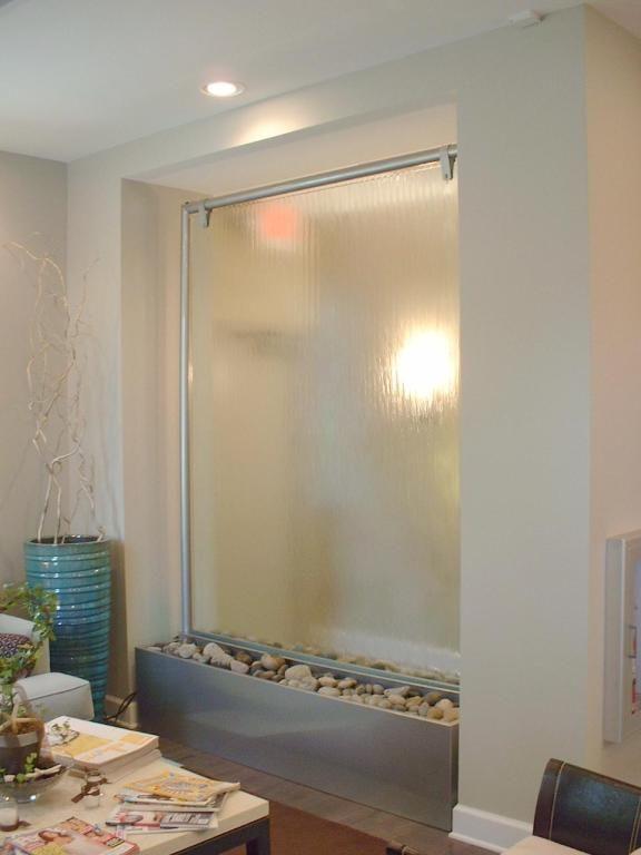 Indoor Wall Waterfall Designs Ideas House