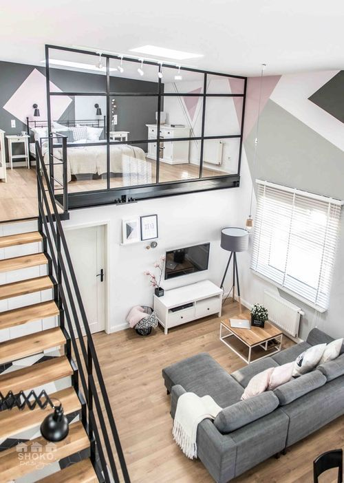 √ 47+ Industrial Living Room Decor Ideas You MUST SEE | Amazing