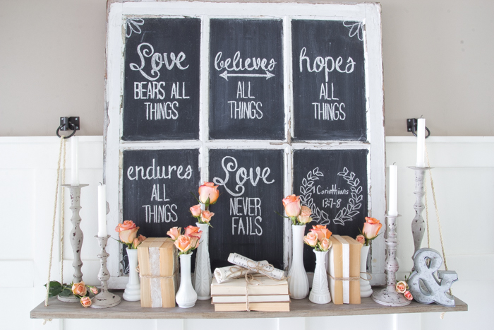 18 Inexpensive DIY Wall Decor Ideas - Bless'er House