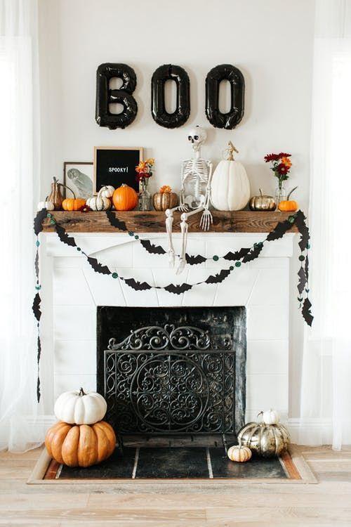 52 Inspiring Halloween Decoration Ideas | DIY Ideas | Halloween