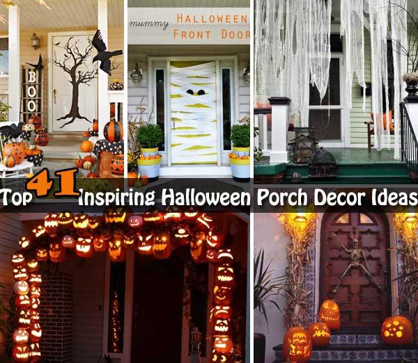 Inspiring Halloween Decoration Ideas