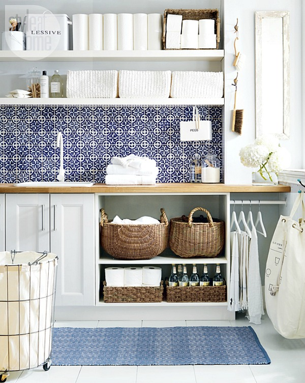 How to Organize the Laundry Room - Clean and Scentsible