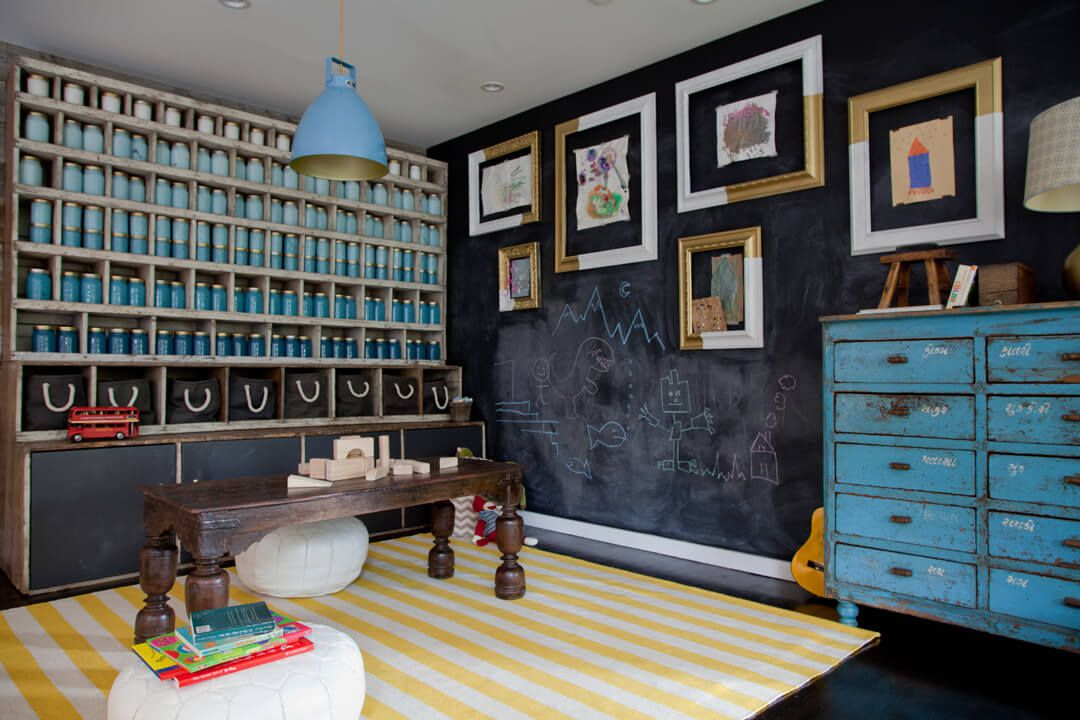 20+ Kids Room Design Ideas - Cool Kids Bedroom Decor and Style