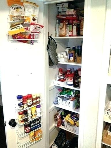 Kitchen Pantry Organization Products Narrow Pantry Organization