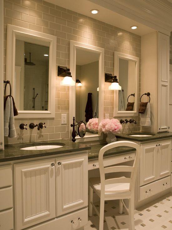 Transform Your Bathroom With DIY Decor   Bath Envy   Traditional