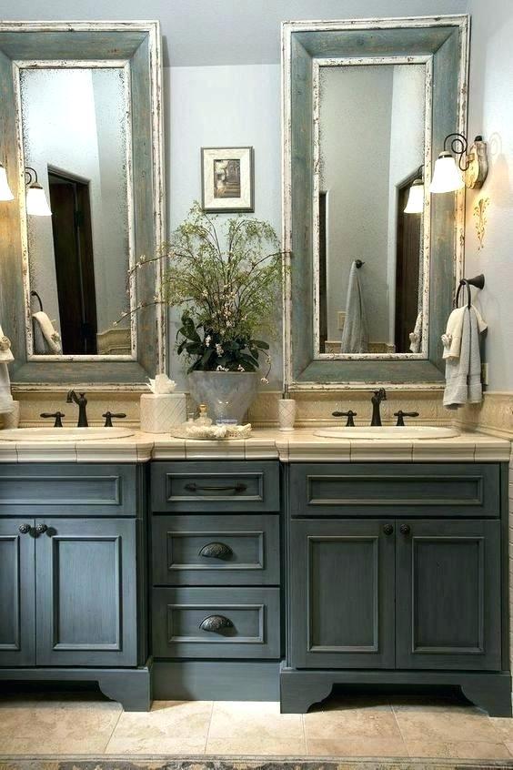 Country Bathroom Vanity Ideas Country Bathroom Vanities Country