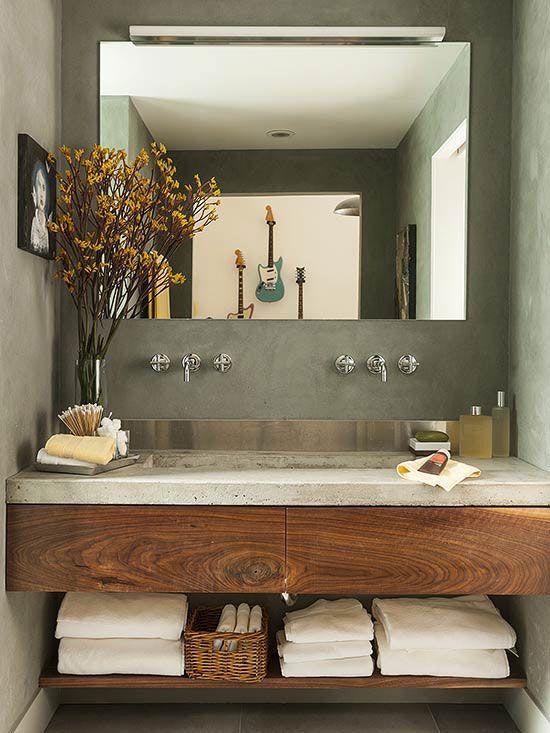 Lovely Bathroom Vanities Ideas