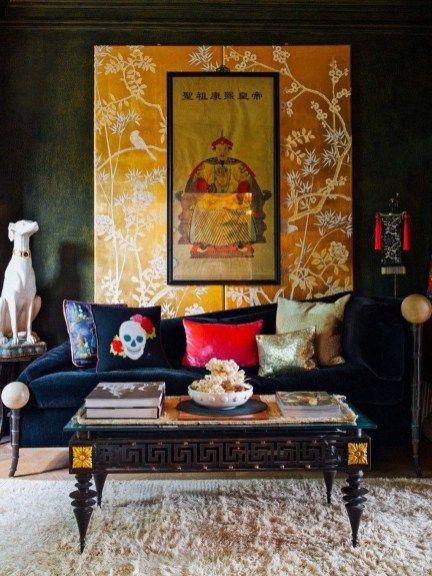 Lovely Carter Interior Design22 | Living room decor in 2019 | Room