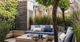 Lovely Garden Rooftop Ideas 15   home & garden in 2019   Outdoor
