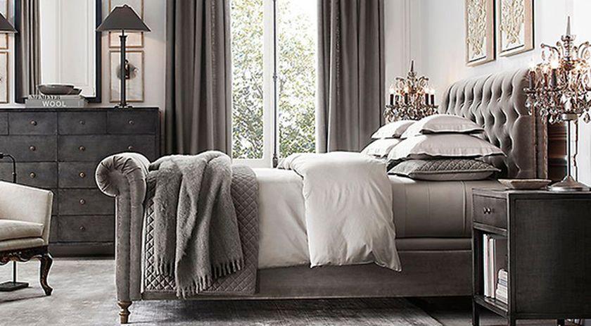 Luxury Champagne Bedroom Ideas 33 - DecOMG