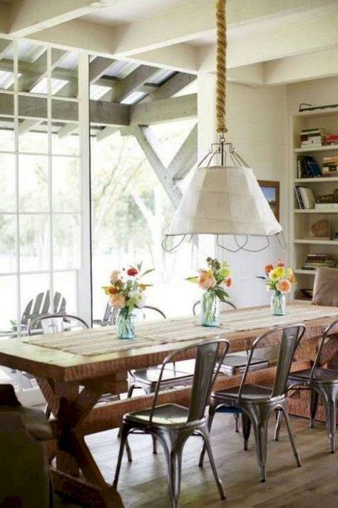 Marvelous Modern Dining Room Decoration