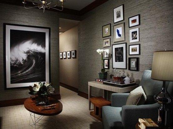 Masculine Living Room Design Ideas 4 – savillefurniture