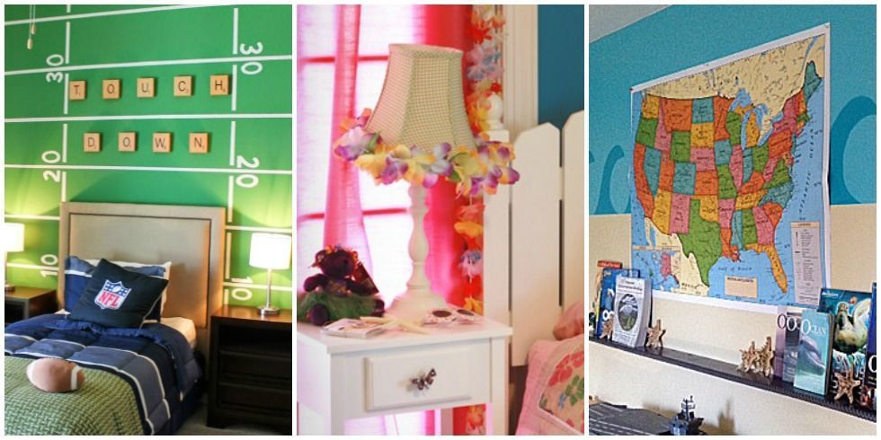 10 Totally Inspired Themed Kids Rooms - Unique Children's Bedrooms