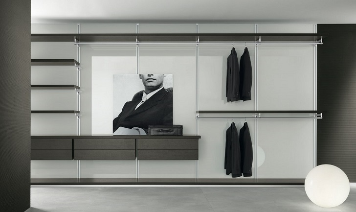 Minimalist closet design ideas u2013 contemporary walk in closet ideas