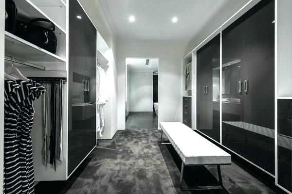Modern Walk In Closet Design Minimalist Closet Design Ideas Modern