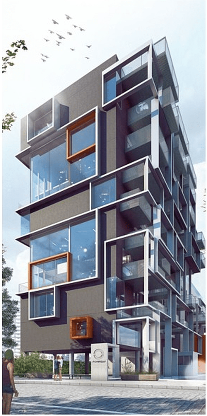 80 Best Modern Apartment Architecture Design 2017 - DecOMG